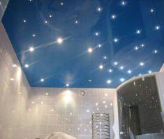 Подробнее: Натяжные потолки для ванной